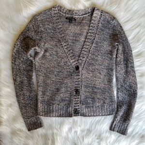 American Eagle Outfitters Sweaters - American Eagle multicolored knit cardigan size sm
